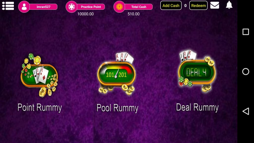 point pool deal rummy source code