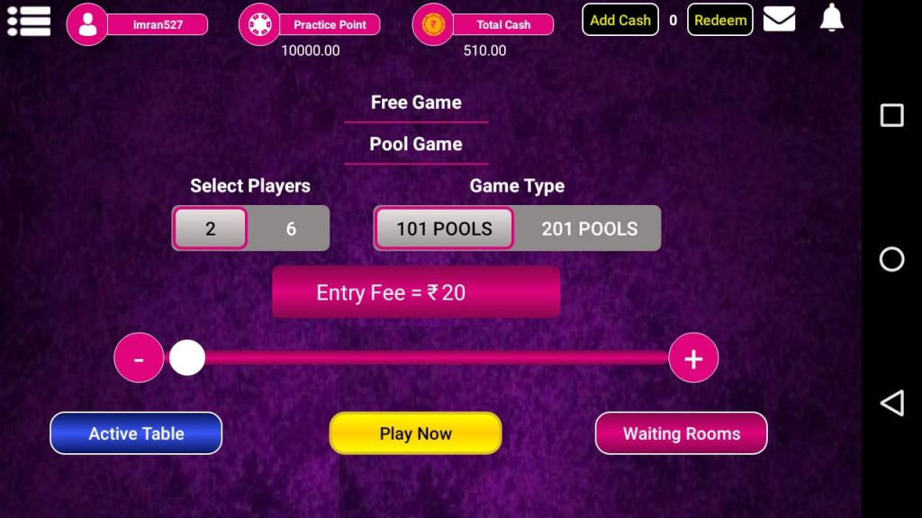 rummy game software