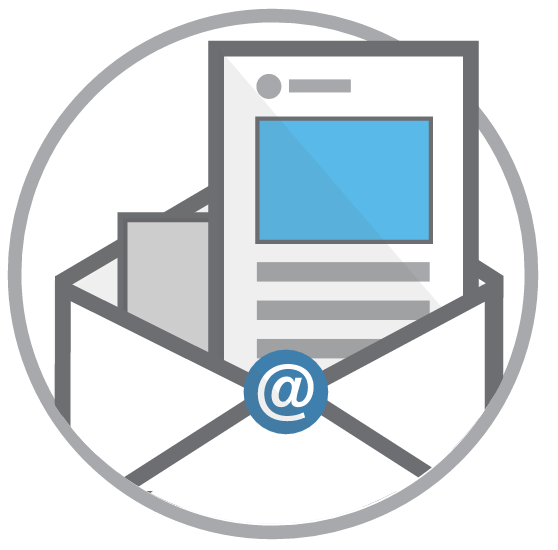 email newsletters and email marketing
