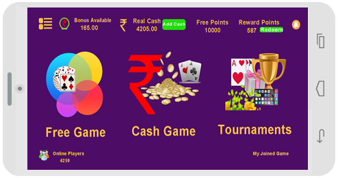 starting rummy game website