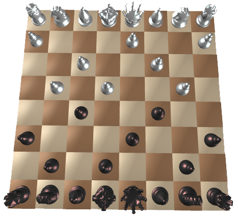 chess game development company